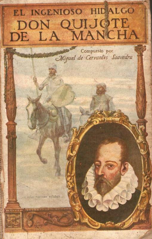 Don Quijote de Castilla La Mancha