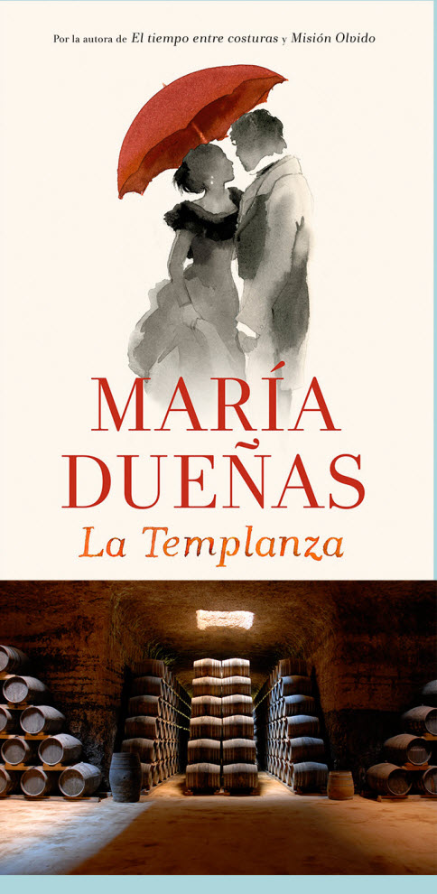 La Templanza. María Dueñas